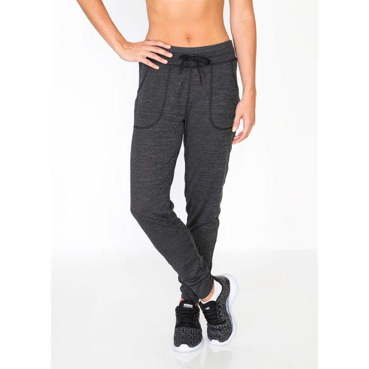 Prime Lightweight Sweater Hacci Cuffed Jogger Pants
