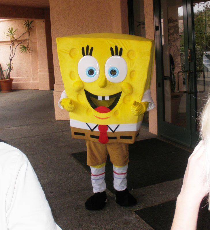 Spongebob Cosplay Cosplay Id Spongebob By Sparksmcghee
