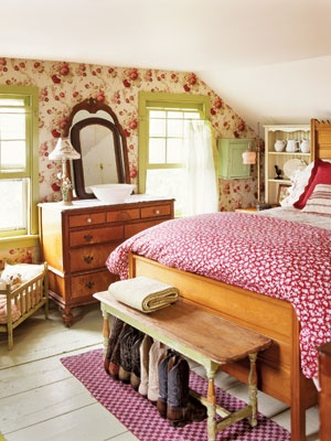 Bedroom Design Ideas - Country Living