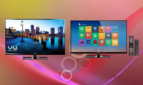 Luxury LED #Android TV Launches only in ₹ 19000 ($320) with many advance features http://www.more2wish.com/2014/11/vu-launches-android-kitkat-32k160m-led-review.html