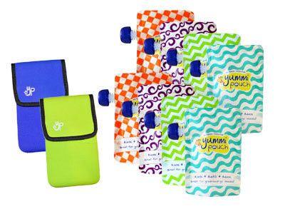 Yummi Pouch Gift Set - Brights - Dot NZ Shop