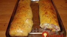 Pizza závin pre návštevy: Neriešim obložené chlebíky ani jednohubky, všetci pýtajú len toto!