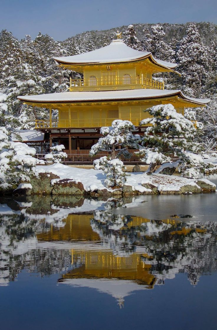 Kinkaku-Ji Temple, Kyoto, Japan Popular this week Photos | TOKYO CAMERA CLUB