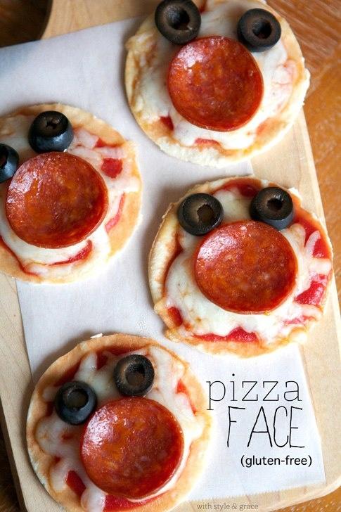 Pizza Faces