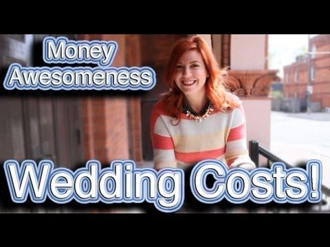 Money Awesomeness: Wedding Costs!  How are you paying for your wedding & engagement ring? Shannon has tips for how to pay for your wedding in this weeks video!