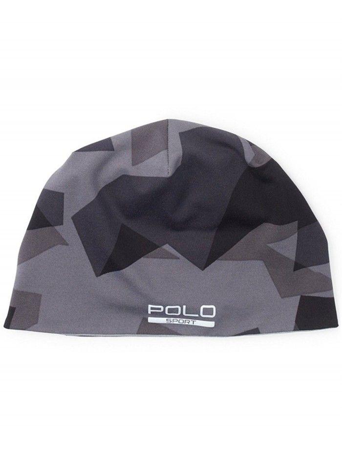 Men s Reversible Beanie Hat - Black Camo - CT12FV2XDR5  cb1c113ab06b