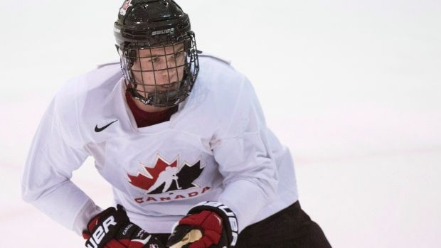 Injured Connor McDavid invited to Canadian world junior selection camp