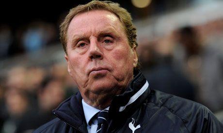 Harry Redknapp Leaves Tottenham Hotspur