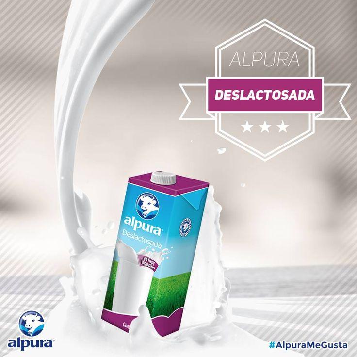 Mucha gente piensa que la leche deslactosada contiene más azúcar y que por eso que sabe más dulce, pero en realidad no es así. Descubre el por qué de su sabor aquí http://bit.ly/1S9nTjQ
