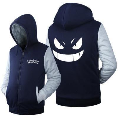 Monster Gengar hoodie