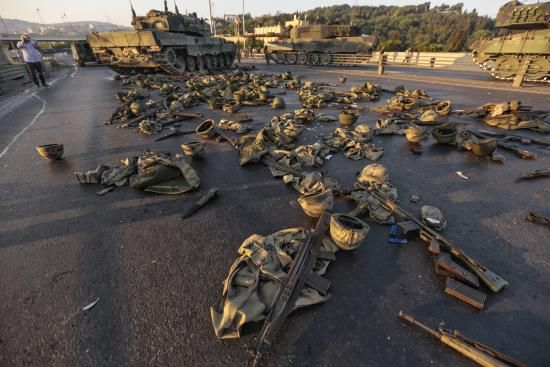 Turkey Clamps Down After Attempted Coup