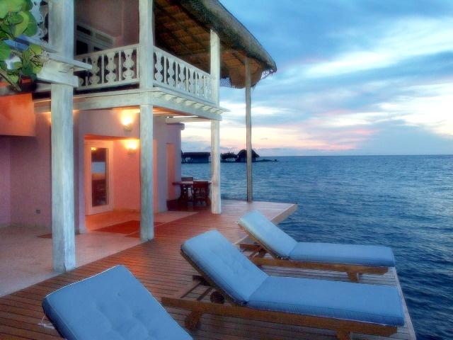 Luxury Island for rent at Rosario Island. Cartagena de Indias www.luxurysolutionsco.com