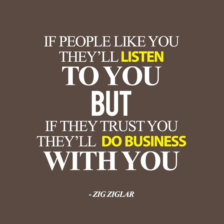 Like vs Trust #motivational #quote #business #trust