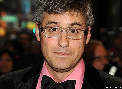 Mo Rocca comes out