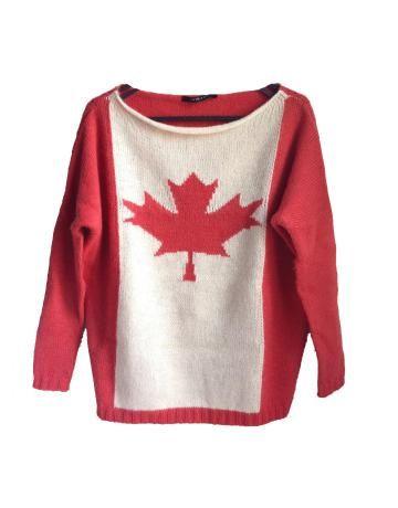 Jersey Canada de Twin-Set
