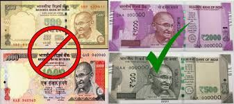 The Nirvana Seeker: 4 Lessons to be Learnt from Demonetization