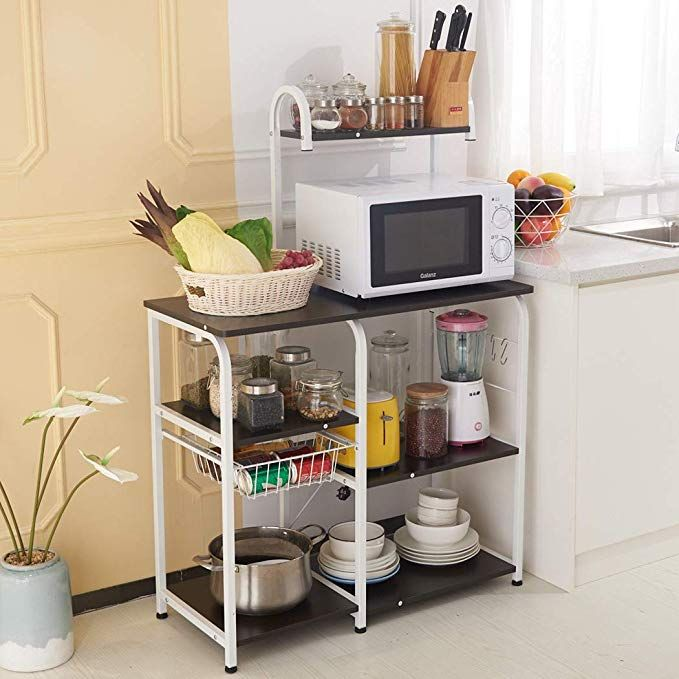 Mr Ironstone Kitchen Baker S Rack Utility Storage Shelf 35 5