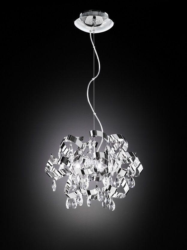 Závesná lampa MOULIN