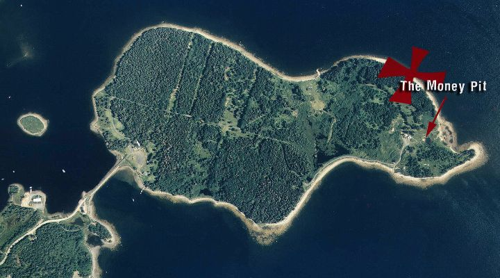 Oak Island Money Pit: A More Than 200-Year-Old Enigmatic Treasure Chest