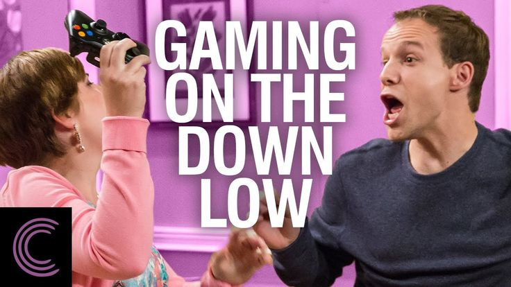 Studio C - Gaming on the Down Low. BEST. ONE. EVER!