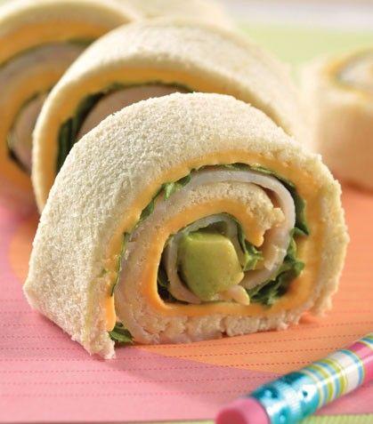 ¡Una deliciosa idea para el lunch de tus hijos!