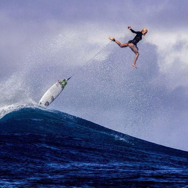 Tatiana Weston-Webb - One of the best feelings in the world ... - World Surf League