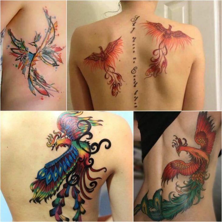 Phoenix Tattoos Meaning Small Phoenix Tattoos Japanese Phoenix Tattoos In 2020 Phoenix Tattoo Feminine Small Phoenix Tattoos Japanese Phoenix Tattoo
