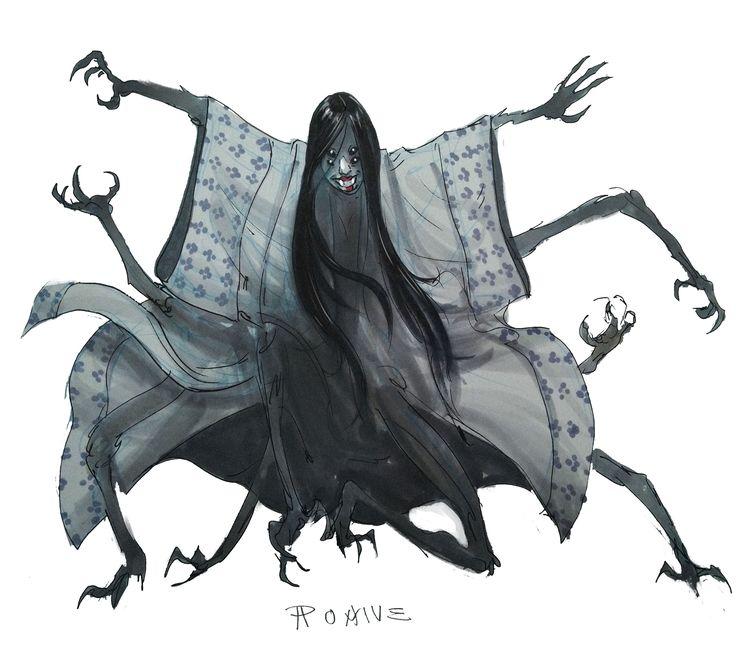 Jorogumo summon