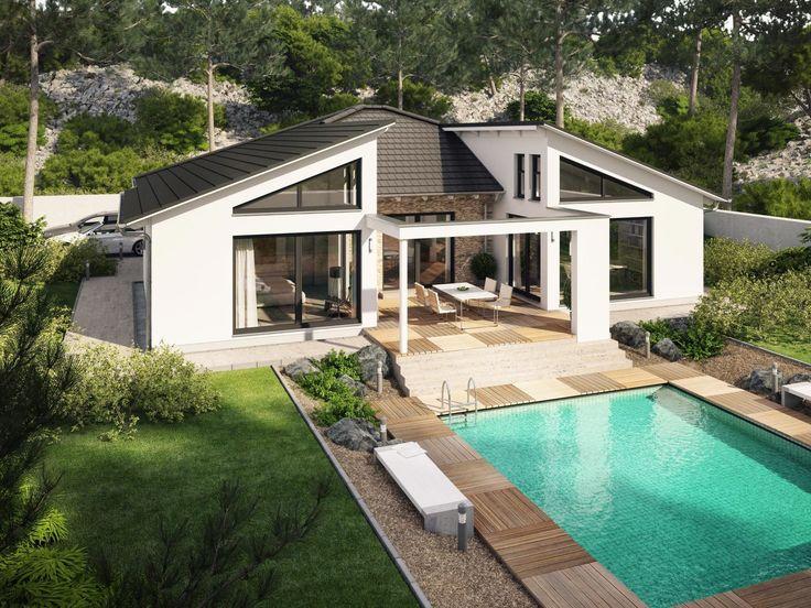 Modernes holzhaus bungalow  13 besten Bungalow Bilder auf Pinterest | Kostenlos, Architektur ...