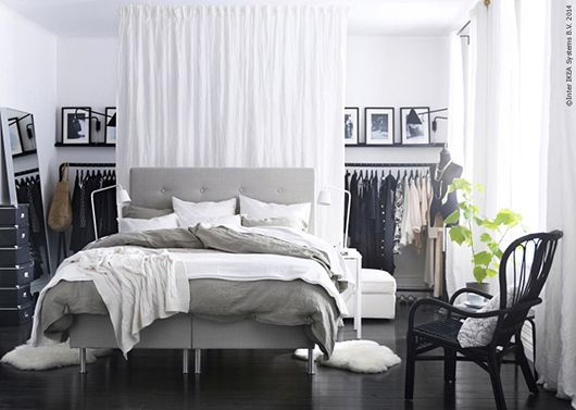 Bedroom   Scandinavian Eclectic