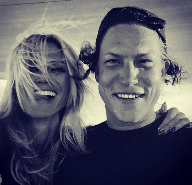 Heidi Klum Declares Her Love for Boyfriend Vito Schnabel on His 29th Birthday - /Invision/AP