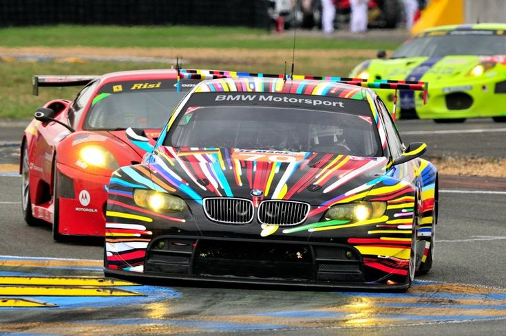 bmw art car the daddy of liveries car decals. Black Bedroom Furniture Sets. Home Design Ideas