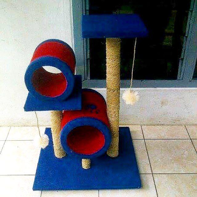 CAT CONDO Mainan kucing cakaran/garukan kucing ( cat scratching/cat tree/cat toy )  Kode JC 05 ukuran tinggi: 80cm lebar:63x45cm Harga Rp.1.350.000  Kami menerima pemesanan CUSTOM ( mengikuti design keinginan anda atau dari design kami )  Hubungi kami :  JL: Aselih Rt:10 Rw:01 Cipedak-Ciganjur Jagakarsa Jakarta-Selatan 12630 No:72 Telp: 087882372643 (Whatsapp)-02194653190 PIN BB 24E4F059, Line: shine_art3  Diproduksi oleh:  Shine art Production  #catshow #cattery #catcabin…