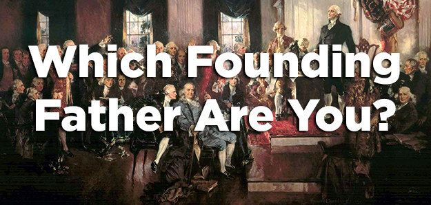 Which Founding Father Are You?