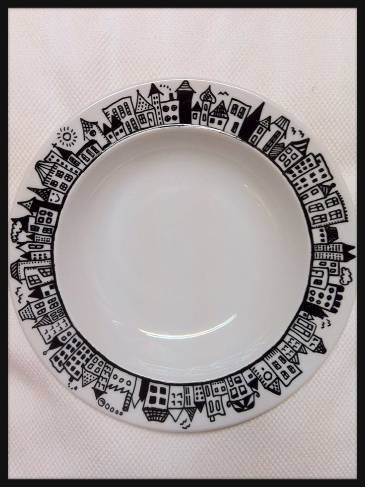 691 Best Plates Platters Images On Pinterest Ceramic
