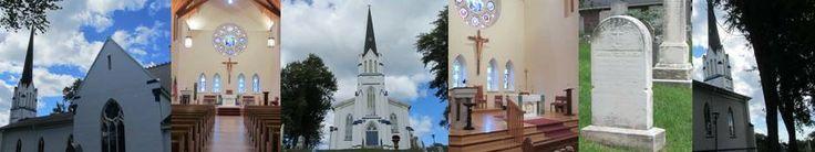 St. Mary of the Snow Roman Catholic Church   Saugerties, New York - 9am folk mass :)