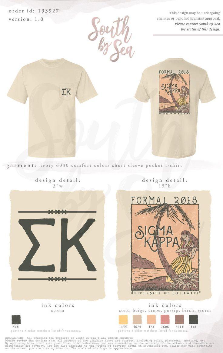 441 Best Sorority Images On Pinterest Greek Paddles Delta Zeta Pantane Sigma Kappa Sk Formal Beach Design South By Sea T