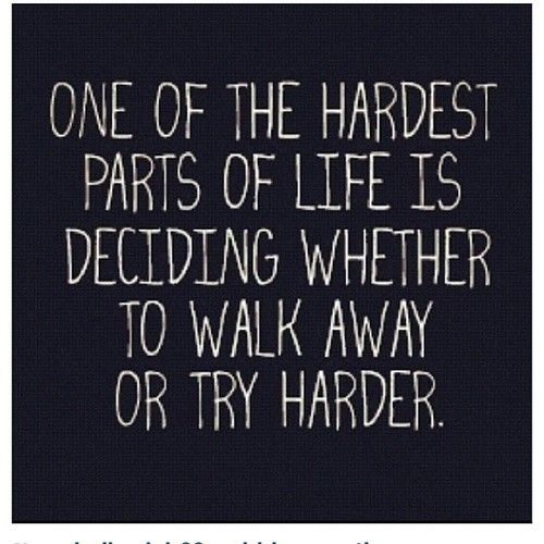 true.: Life Quotes, Inspiration, Life Lessons, Walks Away, My Life, Truths, So True, True Stories, Tried Harder