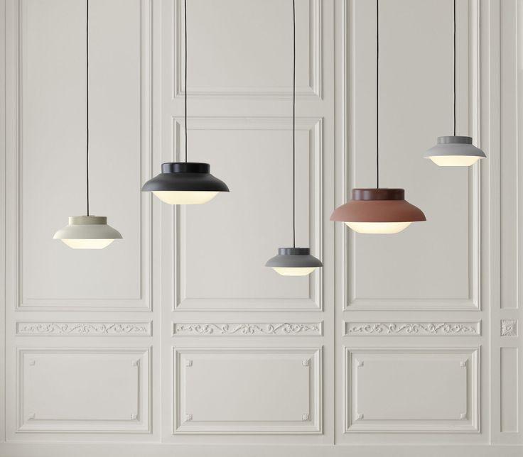 GUBI // Collar Lamp by Sebastian Herkner
