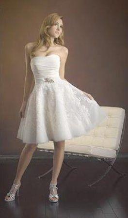 vestido de noiva vermelho curto - Pesquisa Google