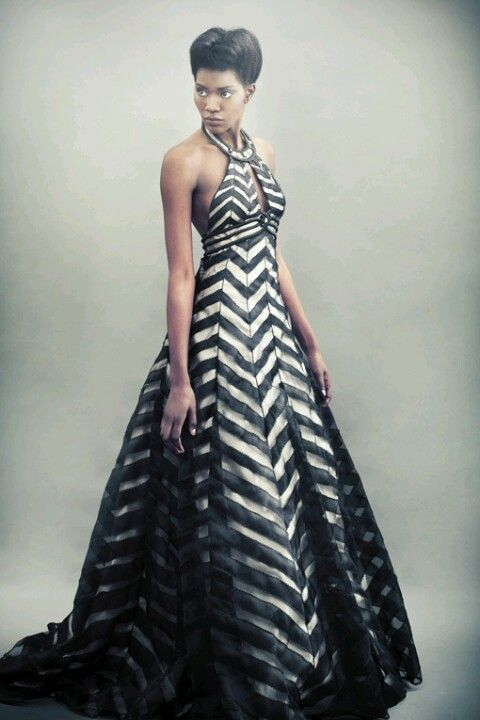 #This pattern!  African Fashion #2dayslook I REALLY love this