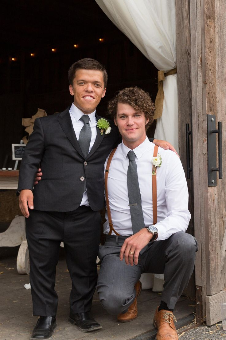 Zach and Tori Wedding Day Zach & Jeremy