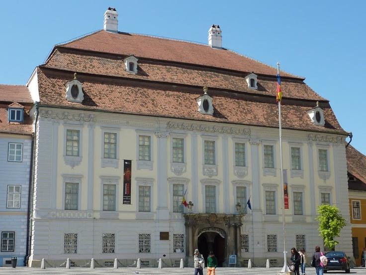 National Museum Brukenthal, Sibiu.