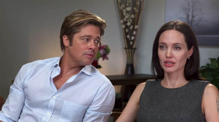 Angelina Jolie and Brad Pitt discuss marriage, new film, cancer fight - TODAY.com