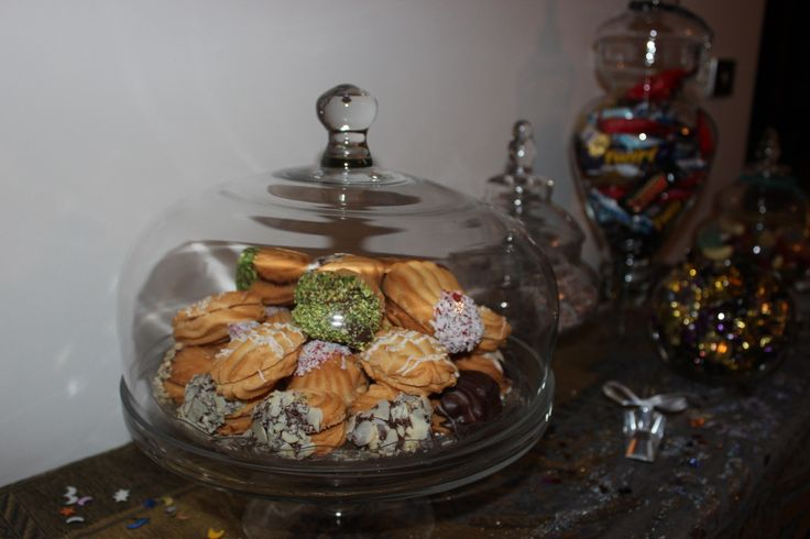 Short bread Biscuits, Cake Stand, Candy Bar, Ramadan, Eid