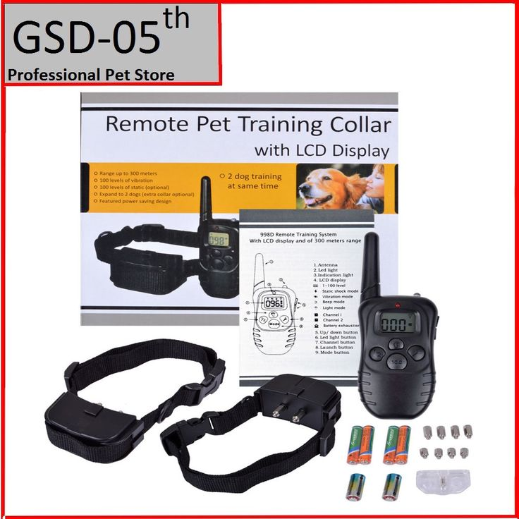 100 Levels REMOTE control DOG TRAINING SHOCK COLLAR FOR 2 DOGS Hi Mommy! - All Discounted Baby Stuff. #babyproducts  ‪#‎babycare‬