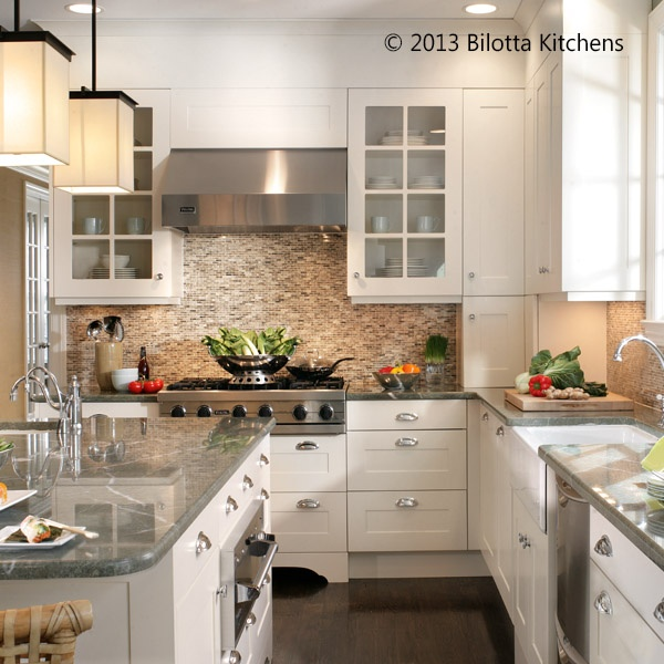 Cabinetry U0026 Design By Bilotta Kitchens Of New York; Photography By Peter  Rymwid.