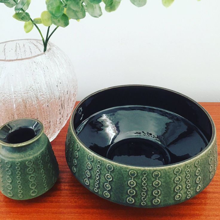Ilkra/EastGerman/bowl/midmod by WifinpoofVintage on Etsy