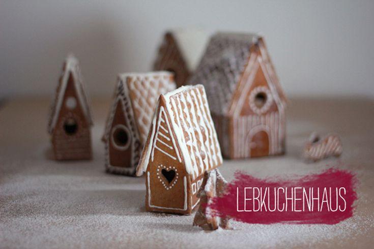 lebkuchenhaus gingerbread house