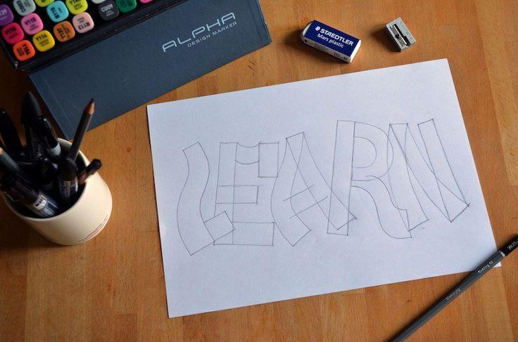 how to do graffiti 2